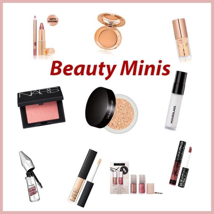 10 Luxus Beauty Minis unter 25€