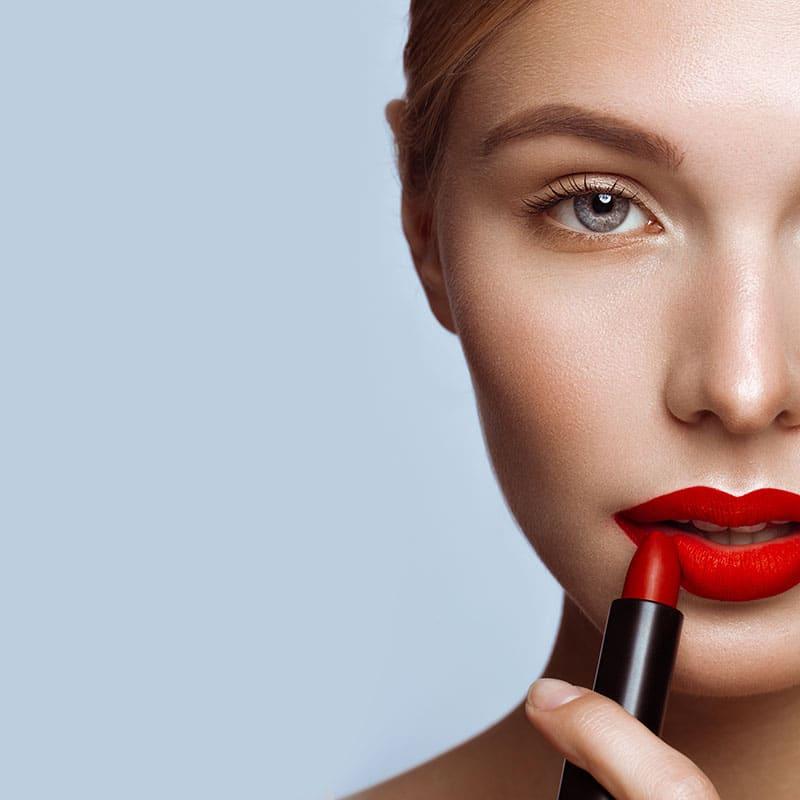 Lippenstift-Trend: Der rote Lippenstift