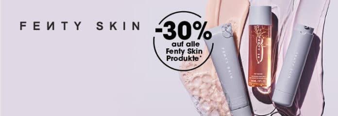 Sephora Beauty Deal: -30% Rabatt auf alle Fenty Skin Produkte