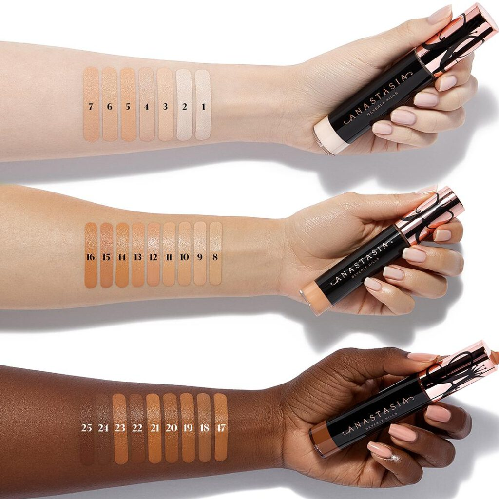 Anastasia Beverly Hills Contouring Magic Touch Concealer