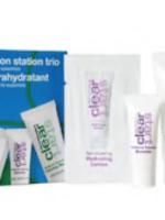 Dein Geschenk: Dermalogica Hydration Station Trio mit Clear Start Foaming Wash (15 ml), Booster (4 ml) & Hydrating Lotion (2 ml)